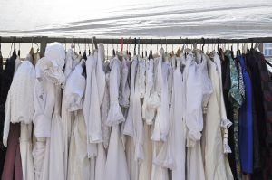 donate clothing to ClothesLine